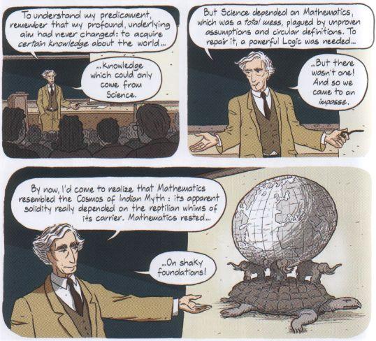 Logicomix-foundations